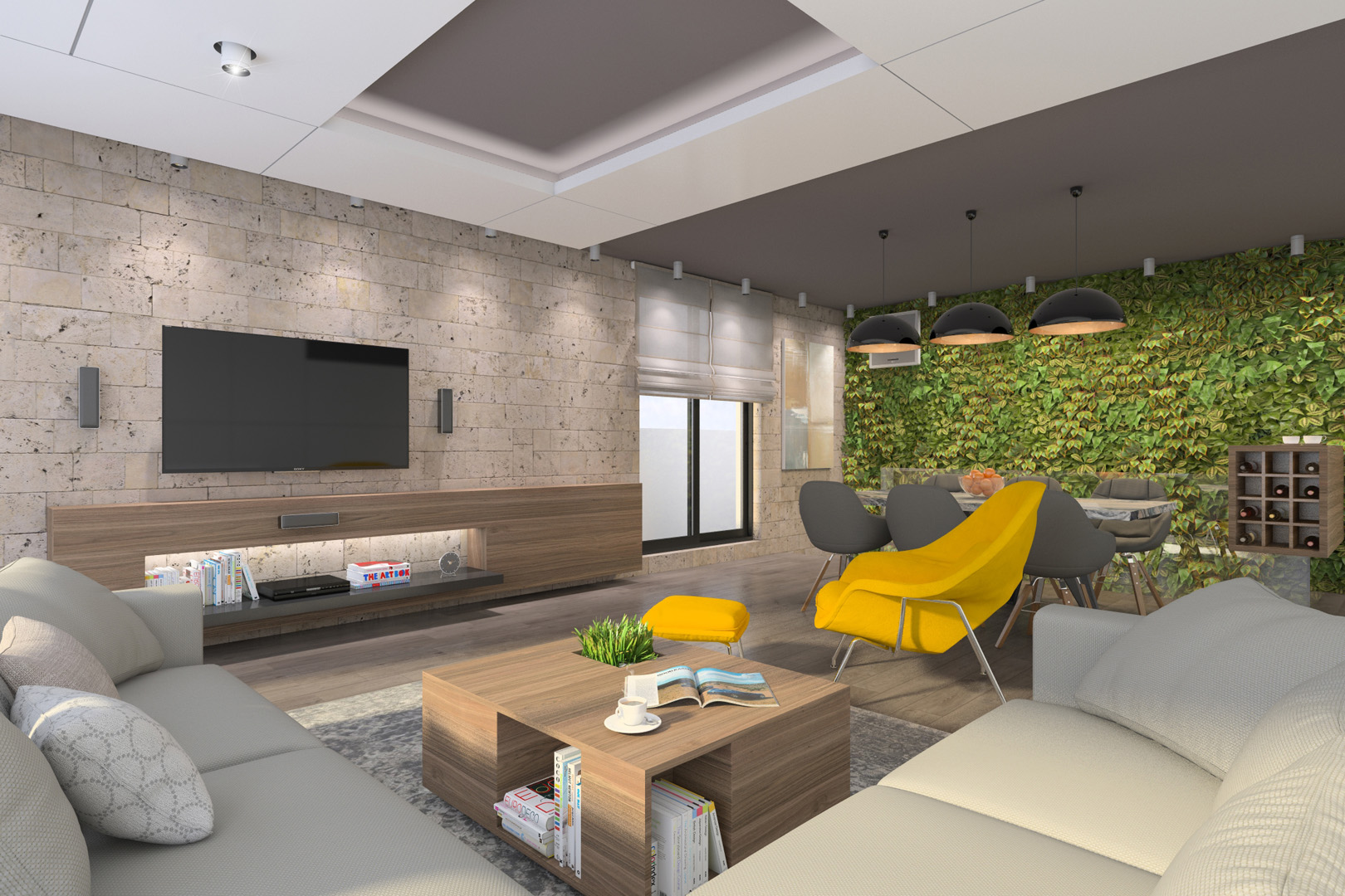 v1 apartment arhitektura budjevac