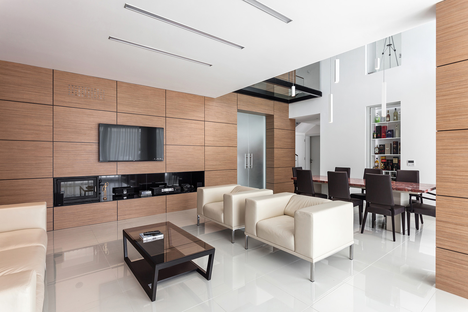 White Villa 2 on Interior Design Portfolio